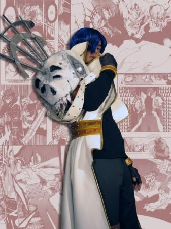 Legato Bluesummers from Trigun Maximum