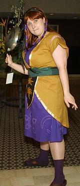 Leena from Chrono Cross worn by Emmy-chan