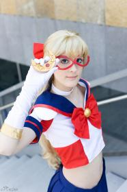 Sailor V from Sailor Moon worn by Anshie