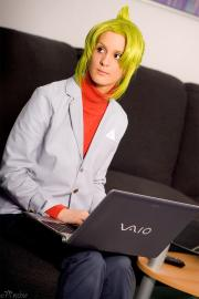 Midorikawa Ryuuji from Inazuma Eleven Go