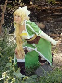 Leafa from Sword Art Online worn by Ichigo_m