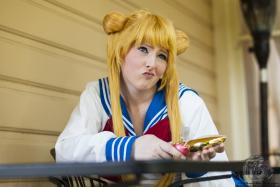 Usagi Tsukino from Sailor Moon Crystal  by Ichigo_m