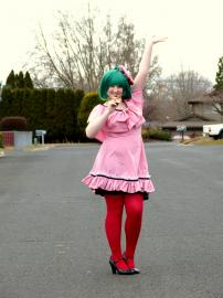 Ranka Lee from Macross Frontier worn by Ichigo_m