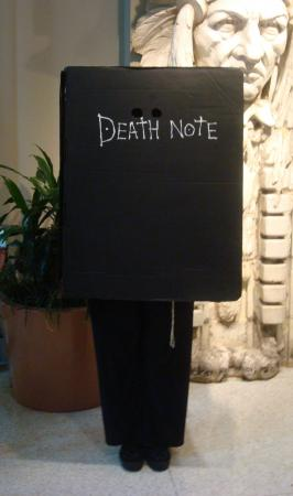 Death Note (Book) from Death Note