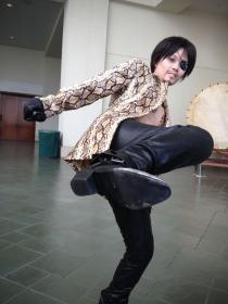 Majima Goro from Yakuza worn by evilium