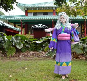Okou from Hoozuki no Reitetsu worn by evilium
