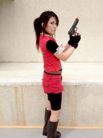 Claire Redfield from Resident Evil 2 worn by evilium