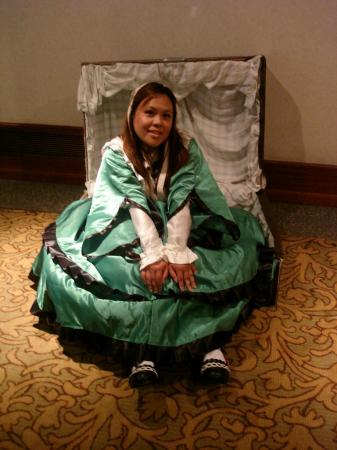Suiseiseki from Rozen Maiden worn by smallrinilady