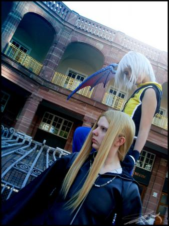 Vexen from Kingdom Hearts: Chain of Memories