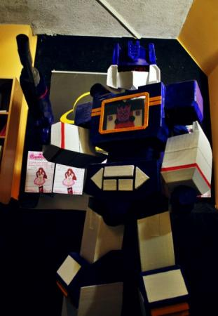 Soundwave from Transformers