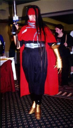 Vincent Valentine from Final Fantasy VII