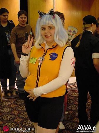 Ruri Hoshino from Martian Successor Nadesico worn by Emuko