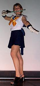 Eternal Sailor Uranus from Sailor Moon Sailor Stars worn by Chunlichan