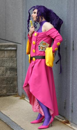 Rose from Street Fighter IV worn by Chunlichan