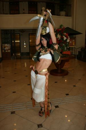 Talim from Soul Calibur 4 worn by Nikita