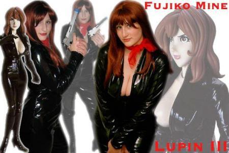 Fujiko Mine from Lupin III