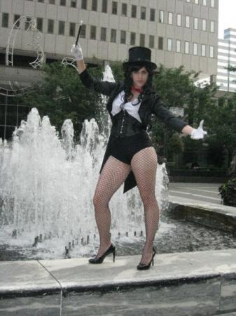 Zatanna Zatarra from Justice League