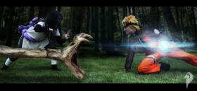 Naruto Uzumaki from Naruto  by PryingDragon