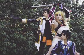 Jude Mathis from Tales of Xillia  by mahoukiyoraka