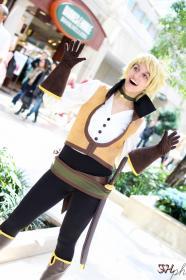 Guy Cecil from Tales of the Abyss  by mahoukiyoraka
