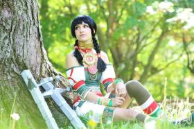 Talim from Soul Calibur 2 by mahoukiyoraka