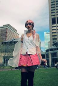 Serah Farron from Final Fantasy XIII worn by mahoukiyoraka