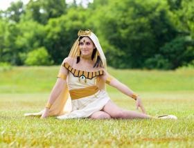 Isis Ishtar from Yu-Gi-Oh! Duel Monsters worn by mahoukiyoraka