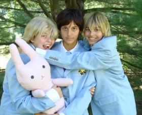 Haruhi Fujioka from Ouran High School Host Club worn by mahoukiyoraka
