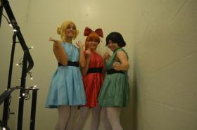 Bubbles from Powerpuff Girls worn by mahoukiyoraka
