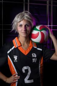 Sugawara Koushi from Haikyuu!! by mahoukiyoraka
