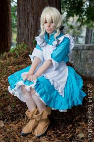 Mary Kozakura from Mekaku City Actors worn by Siri