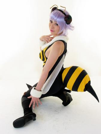 Queen Bee from Darkstalkers
