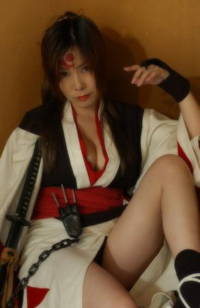 Baiken from Guilty Gear XX