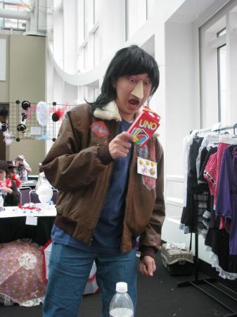 Itou Kaiji from Kaiji worn by Rofomet