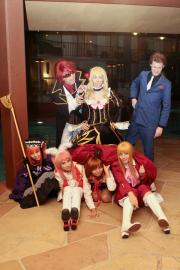 Battler Ushiromiya from Umineko no Naku Koro ni (Worn by Rofomet)