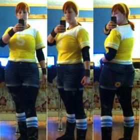 April O'Neil from Teenage Mutant Ninja Turtles