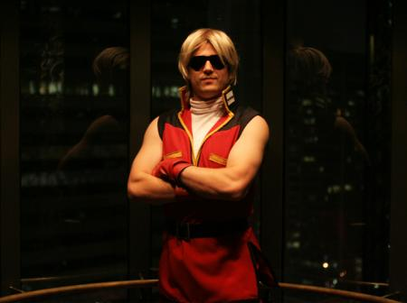 Char Aznable / Quattro Bajeena from Mobile Suit Zeta Gundam worn by Strike
