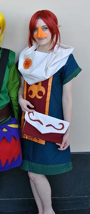 Medli from Legend of Zelda: The Wind Waker