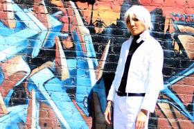 Zapp Renfro from Blood Blockade Battlefront worn by at a dead end
