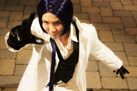Mukuro Rokudo from Katekyo Hitman Reborn! worn by detergent