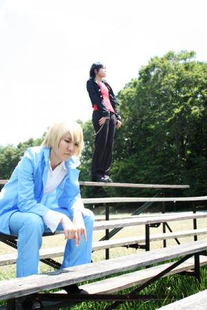 Shizuo Heiwajima from Durarara!! worn by challenger 1