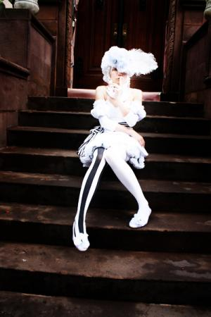 Doll from Black Butler worn by always sleepy