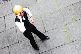 Shizuo Heiwajima from Durarara!! by on commercial break