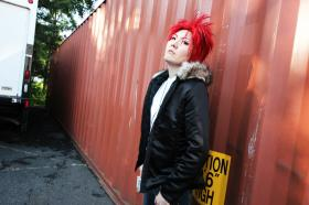 Mikoto Suoh from K / K Project worn by wannabe