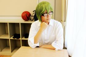 Shintarou Midorima from Kuroko's Basketball by on commercial break