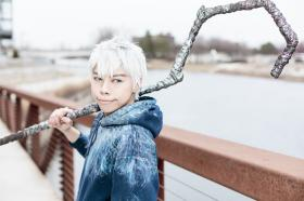 Jack Frost from Rise of the Guardians worn by red-cluster