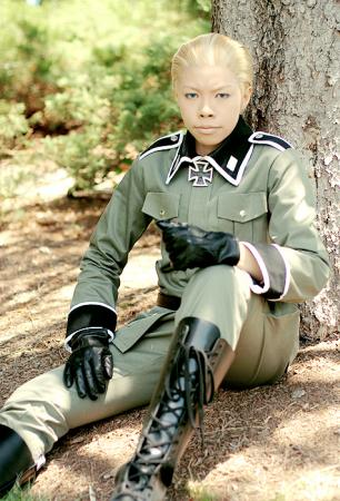 Germany / Ludwig from Axis Powers Hetalia worn by sonteen12
