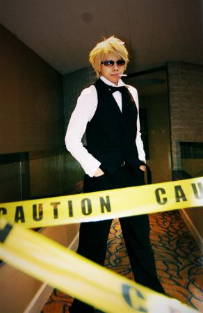 Shizuo Heiwajima from Durarara!! worn by sonteen12