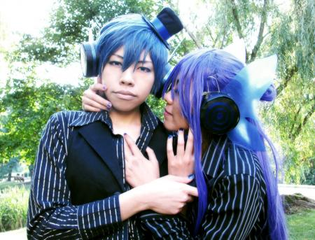 Kaito from Vocaloid worn by sonteen12