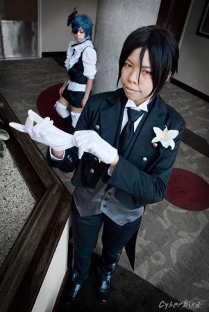 Sebastian Michaelis from Black Butler worn by sonteen12